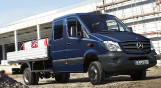 Mercedes Sprinter L2 2Cab Дизель 2,2 CDI