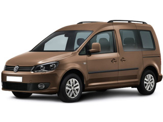 Volkswagen Caddy Kombi Дизель 1,6 TDI